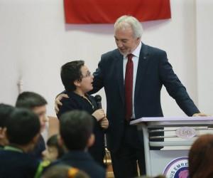 Başkan Kamil Saraçoğlu: Kitap okumak insan hayatını her yönüyle zenginleştirir