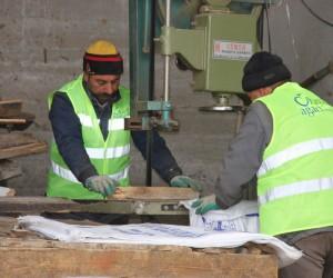 İhtiyaç sahiplerine odun yardımı yapılacak