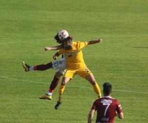 TFF 2. Lig: Tokatspor: 0 - Eyüpspor: 0