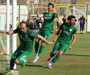 TFF 2. Lig: Sivas Belediyespor: 1 - Tuzlaspor: 0