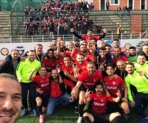 TFF 3. Lig 3. Grup Sultanbeyli Belediyespor:0 - UTAŞ Uşakspor:2
