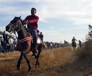 Rahvan Atlar Nazilli'de yarıştı