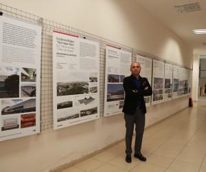 'Bahadır Kul Mimarlık' projeleri Gazi Üniversitesi'nde sergileniyor