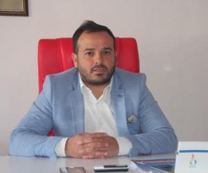 Bilecikspor Başkanı Harun Dilek,