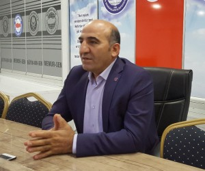 Başkan Deniz, maaş promosyonu hakkında açıklamada bulundu