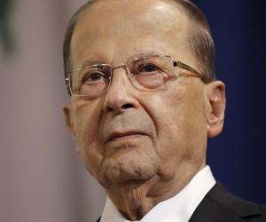 """Lübnan Cumhurbaşkanı Aoun: """"Hariri'nin Suudi Arabistan'da tutulması Lübnan'a karşı bir saldırganlık eylemidir"""""""