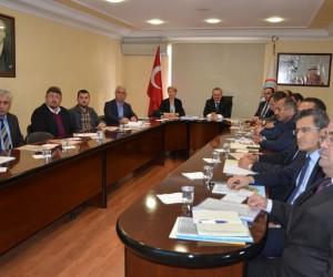 Tarımsal Yayım ve Danışmanlık İl Teknik Komitesi toplantısı