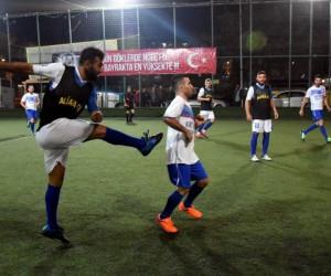 Şehit Oğuz Özgür Çevik Turnuvasında heyecan sürüyor
