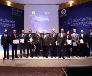 GSO'nun Urge projeleri ödüle doymuyor