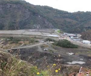 Giresun'da Katı Atık ve Bertaraf Tesisi'nin kapasite artırımına tepki