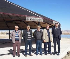 Ulaş gölü turizme kazandırılacak