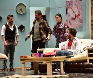 Milli Halterci Naim Süleymanoğlu, Bilecik'te tiyatro sahnesinde anıldı