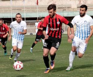 TFF 3. Lig: Yeni Altındağ Belediyespor: 2 - Orhangazi Belediyespor: 2