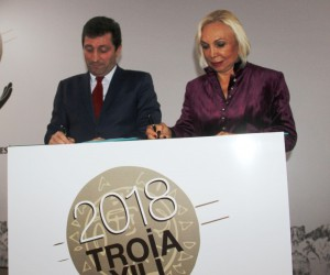 Uluslararası kültür hazinesi 'Truva' canlanıyor