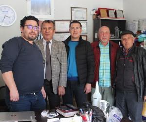 MİTSO üyelerinden 4. Zeytin Hasat Şenliği'ne tam destek