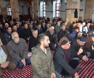 Malatya'da Naim Süleymanoğlu için mevlit okutuldu