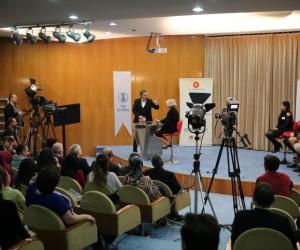 """""""Kelime Oyunu""""nun ay sonu yarışması Türk Dil Kurumunda yapıldı"""