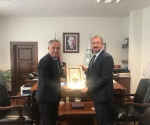 Başkan Yaman'ın Bayırköy göleti istişare ziyareti