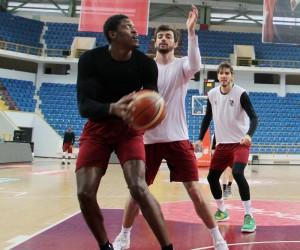 Trabzonspor Basketbol, Pınar Karşıyaka hazırlıklarını sürdürüyor