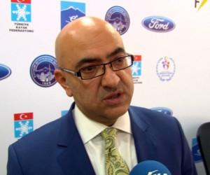 """(Özel haber) Murat Cahid Cıngı: """"Kış turizmi bölgesel kalkınmayı tetikleyen en önemli spor dalıdır"""""""