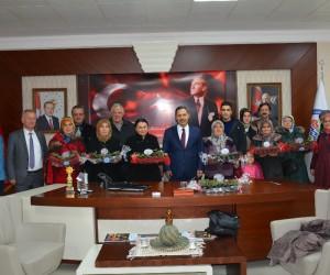 Kdz. Ereğli Belediyesi Osmanlı Çileği fidesi dağıttı