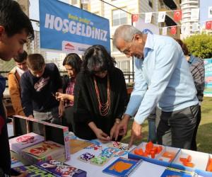 Mezitli Belediyesi 'Beyin Şenliği' düzenledi