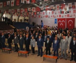 MHP Aydın'da kongreye tek liste ile gitti