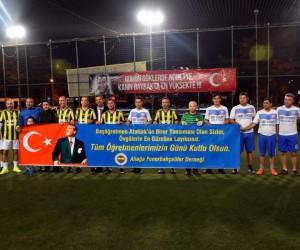 Şehit Oğuz Özgür Çevik turnuvasında finalistler belli oldu