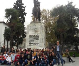 İzmitli 4 bin öğrenci Bursa'yı gezdi