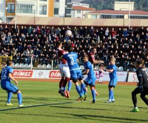 TFF 2. Lig: Tokatspor: 2 - Sarıyer: 0