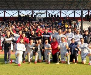 TFF 2. Lig: Kastamonuspor 1966: 5 - Amed Sportif: 0