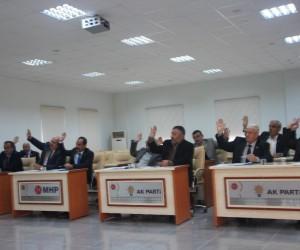 İl Genel Meclisi Kasım ayı 17'nci birleşiminde 4 gündem maddesi görüşüldü