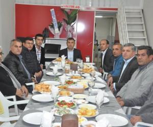 Anamur'da Çilek Üreticileri Tarımsal Kalkınma Kooperatifi kuruldu