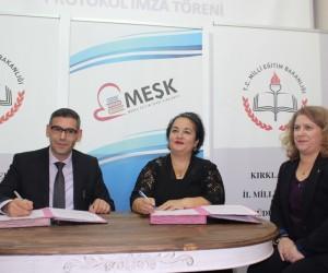 Mili Eğitim'de maaş promosyon protokolü imzalandı