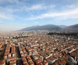 Bursa'daki otellerde zirve için yer kalmadı