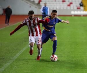 Ziraat Türkiye Kupası: D.G. Sivasspor: 2 - Bucaspor: 1
