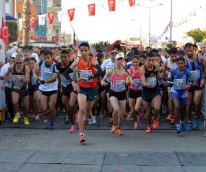 Büyükşehir Belediyesi'nden sürücülere maraton uyarısı