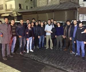 Yönetmen Nuri Bilge Ceylan Diyarbakır'da kapkaça uğradı