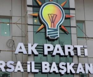 AK Parti'de eski ilçe başkanları Bursa'ya davet edildi