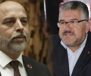 Mustafa Ersan ve Nedim Bayram BURFAŞ yönetiminde