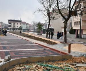 Süleymaniye'ye yeni otopark