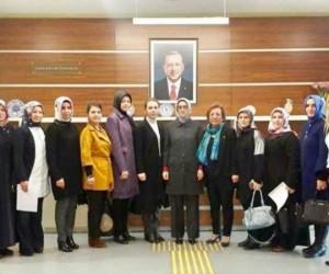 AK Parti'de Esra Leblebici mülakata çağrıldı