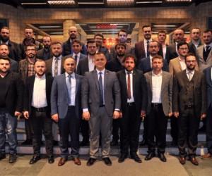 Rıdvan Kocaağa İGİAD başkanlığına adaylığını açıkladı