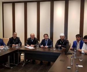İl Sağlık Müdürü Yrd. Doç. Dr Ali Ramazan Benli 2. Dünya Müslüman Sağlık Toplulukları Kongresinde