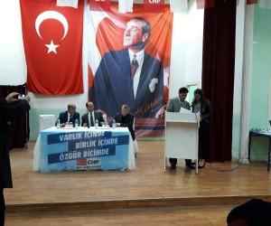 Nail Caner, CHP Şaphane İlçe Başkanı oldu
