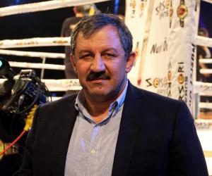 """(Özel Haber) Salim Kayıcı: """"Kick Boks Türkiye'de 3. sırada"""""""