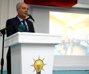Dursunbey AK Parti İlçe Başkanı Üzeyir Sali Oldu
