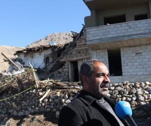 Şirvan'daki göçükte ölen Cemal Coşkun'un eşi konuştu