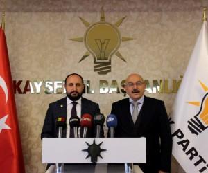 AK Parti Kayseri Milletvekili İsmail Emrah Karayel: