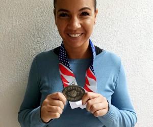 Melike Meddur boksta dünya ikincisi oldu